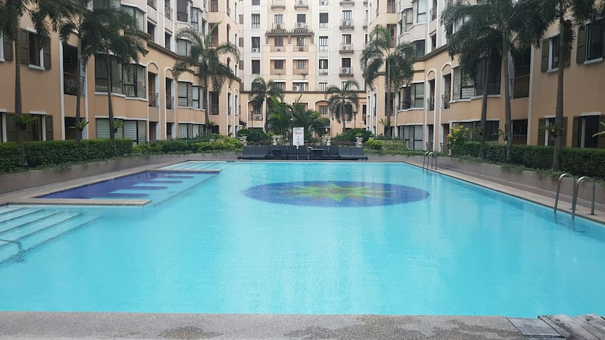 Cozy Low Cost Staycation near to the Airport - Pasay - Appartement