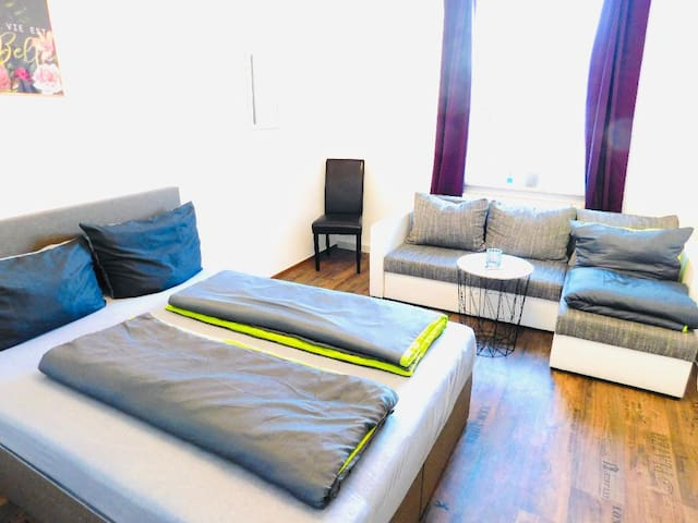 Schönes Apartment im Zentrum von Augsburg