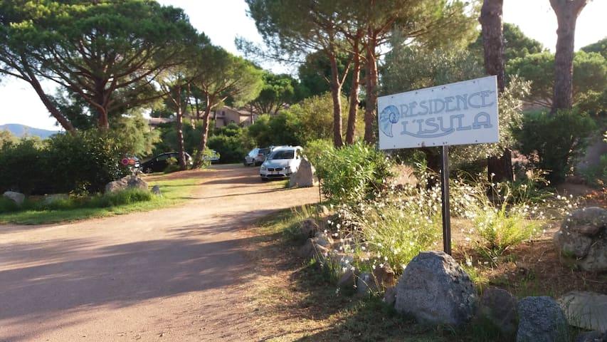Residence l'Isula. sud Corsica mega parconaturale