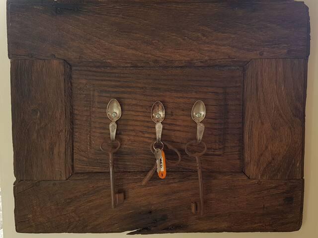 Homemade key board