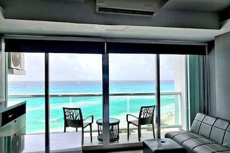 Cancun OceanView BeautifulApartment HeartHotelZone