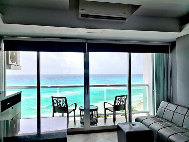 """Cancun Sea view """"Jan & Feb"""" $79 Ocean Dream Hotel"""