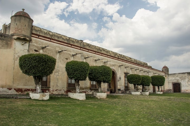 Hacienda Tenexac - Román de Calixto