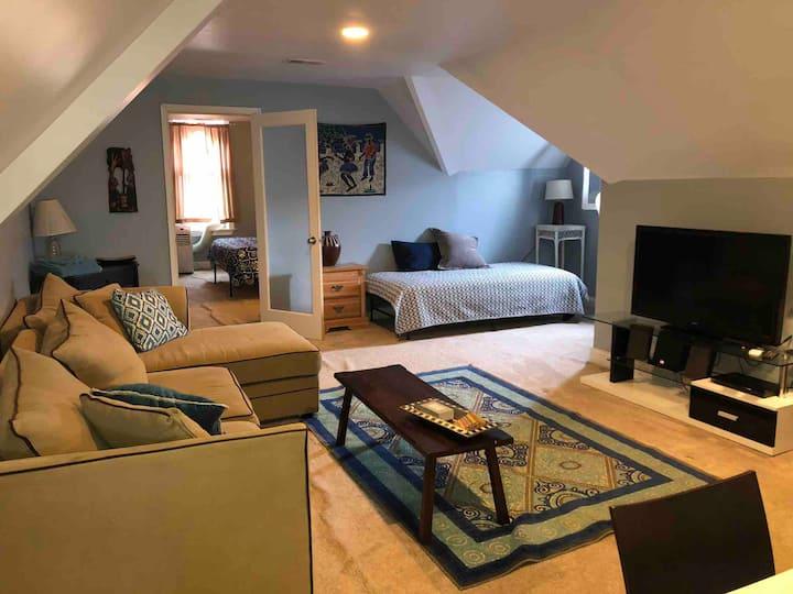 Temporary Living 1 Bedroom Suite Super Comfy