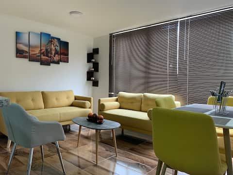 Lindo apartamento ubicado en el sur de la ciudad.