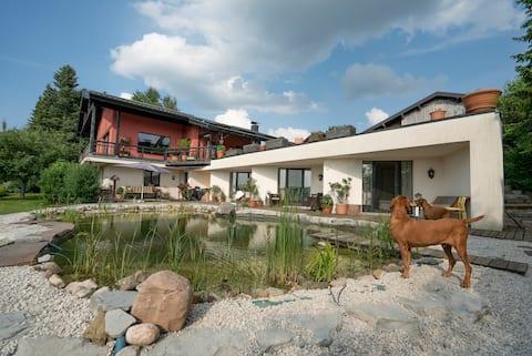 An amazing vacation in Fuschlseearea - 5 Pers.