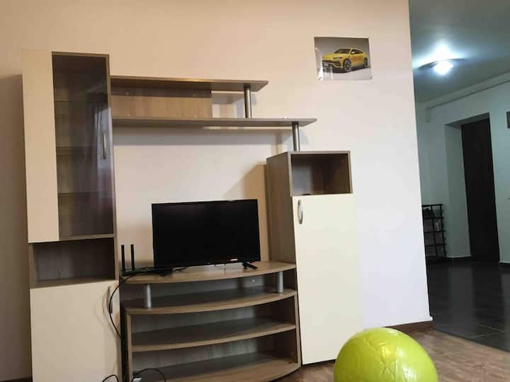 Apartment in Militari residence, Bucharest RO.