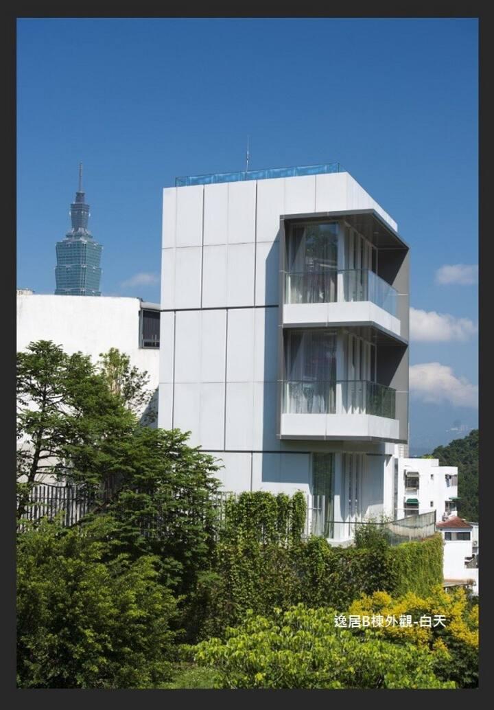 台北逸居Sav Residence 3房