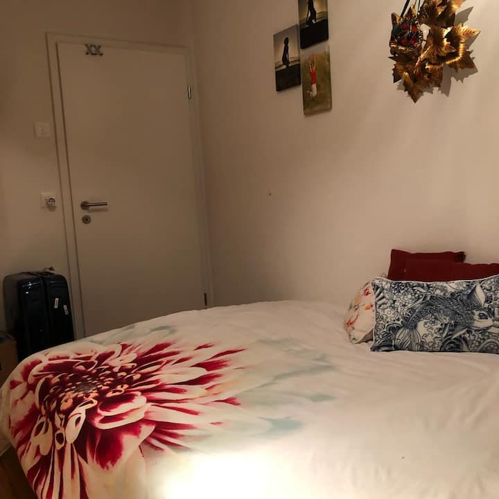 Room available in modern apartment - Boudry (NE)