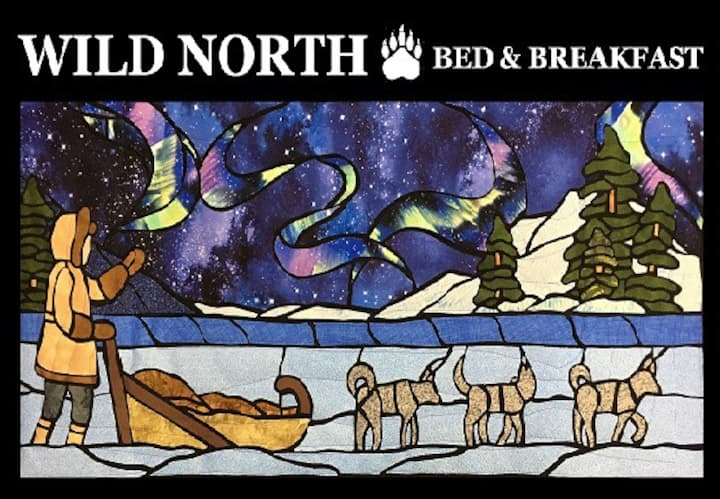 Wild North B&B  (Whole home - 5 rooms/7 beds)