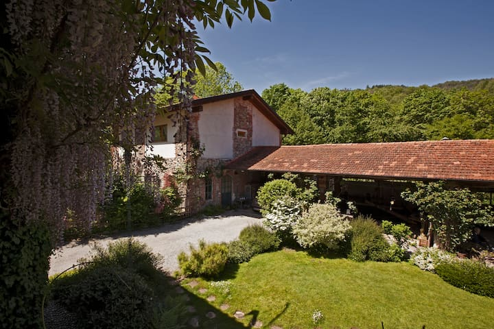 a place of peace in an old sawmill Piedmont- Italy - Chiusa di Pesio - Apartment