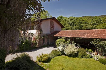 a place of peace in an old sawmill Piedmont- Italy - Chiusa di Pesio - Apartament