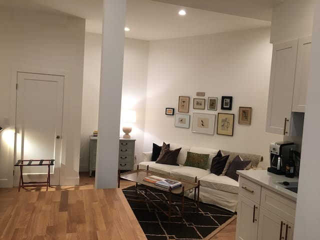 Brand new apartment in SF