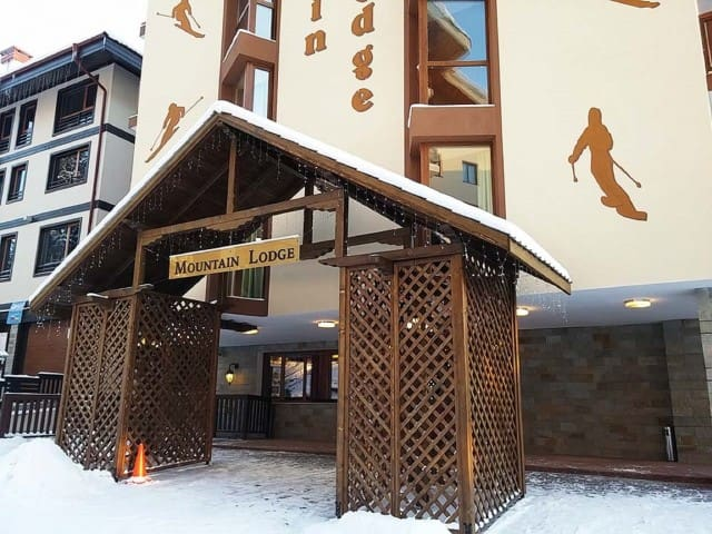 Mountain Lodge - Pamporovo