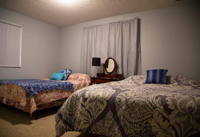 Cozy Private Suite Near LU in Lynchburg
