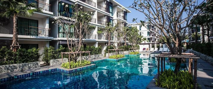 1 Bedroom apartment beach front of Rawai [2]