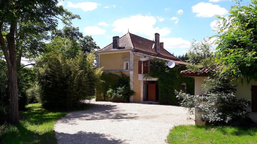 La Maison Neuve - Saint-Vallier