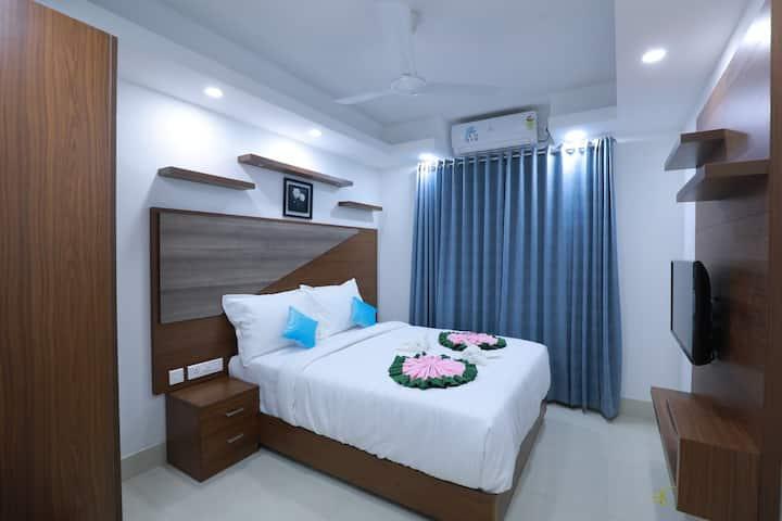 Premium Plus Suite at Swades Myhome Dharmalayam Road Nr Ayurveda College Manjalikulam Thiruvananthapuram Kerala V