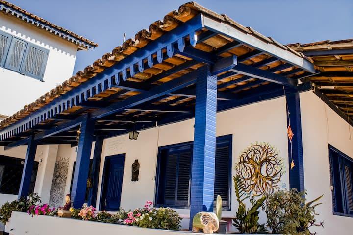 Casa Histórica no coração de Piri