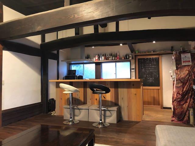 *一棟貸切*Japanese traditional old house 楓-KAEDE-