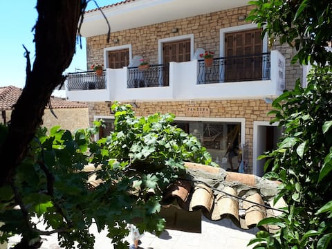 Babis apartments,  in the center of Afytos #3