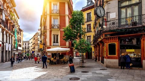 Room in Malasaña - The heart of Madrid's culture