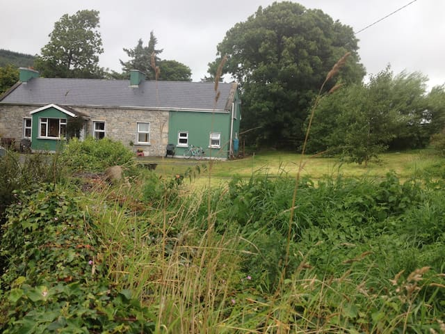 Camping Space on Old Farmhouse Site - Ennis  - Casa