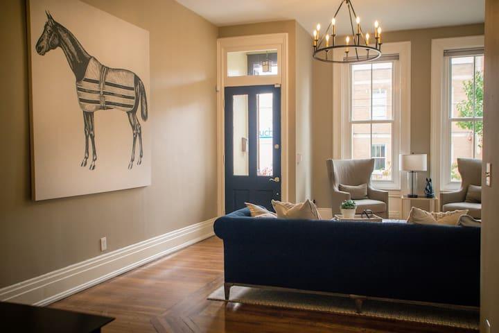Luxury Urban Home <1 mi from Downtown Cincinnati