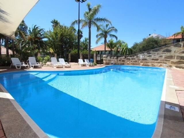 Fabulous affordable family resort apartment