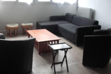 Appartement proche centre, quartier calme, parking - Saint-Brieuc