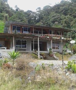 HOSPEDAJE EN COSANGA - Quito - Casa