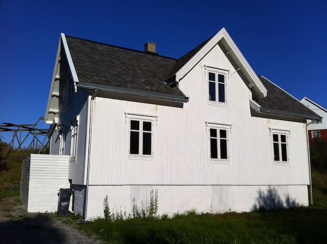 Spacious house at Å in Lofoten