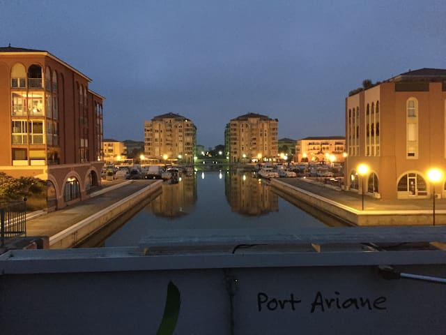 Port marianne mairie appartements en r sidence - Location appartement montpellier port marianne ...
