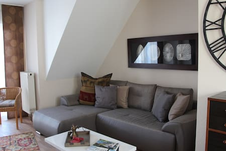 Ruhiges Apartment im Zentrum - Appartamento