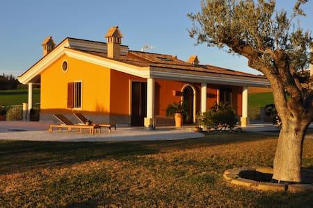 Camera Matrimoniale (P) - Sant'Elpidio a mare - Bed & Breakfast