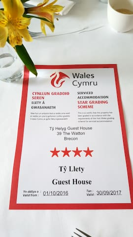 So nice to be recognised for all our efforts