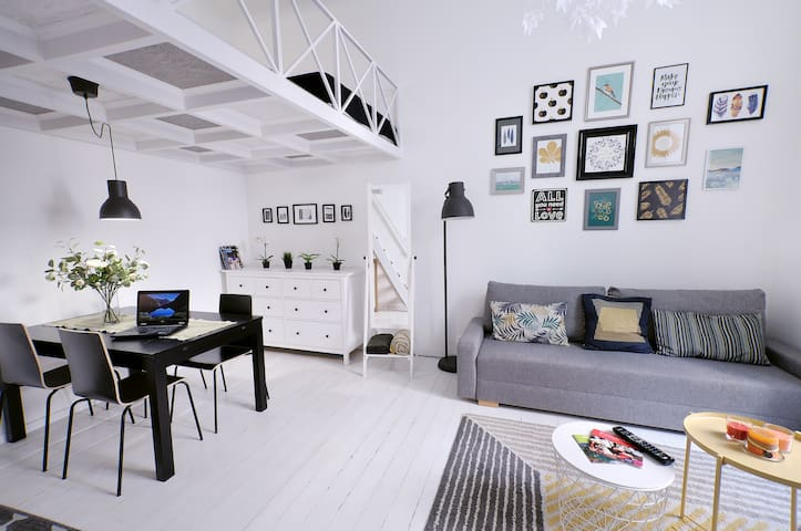Modern apartment in perfect location