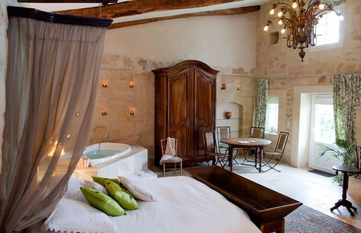 Chateau Latour Ségur Suites & Spa, Suite Métal