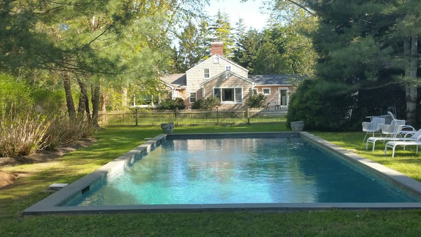 Home in the Historic Village of Amagansett - Amagansett - Casa