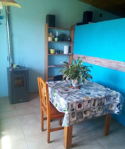 Apartament al camp. Finca agrícola ecològica - L'Escala - Lyxvåning