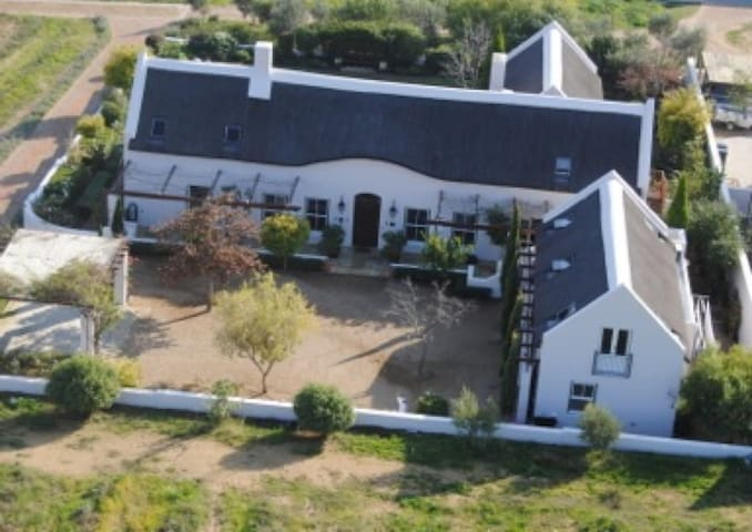 Luxury suites in Wellington, Cape, South Africa - Wellington - Bed & Breakfast