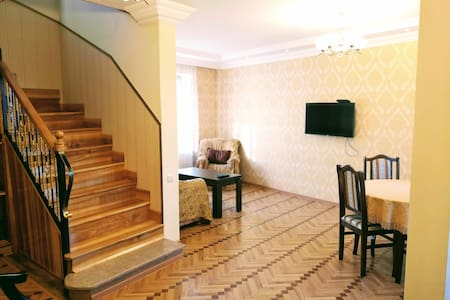 A Beautiful Two-Storey House in Stepanakert.