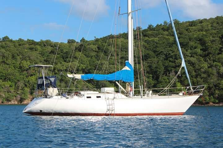 Boat life holiday- Chaguaramas