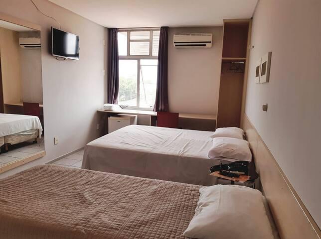HOTEL PERTO DO CENTRO