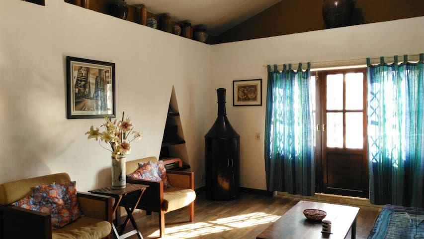 Terrace Apt at Calangute/candolim - Calangute - Flat