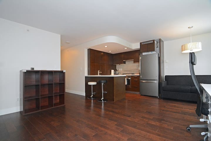 MODERN Condo with Central Location!!!