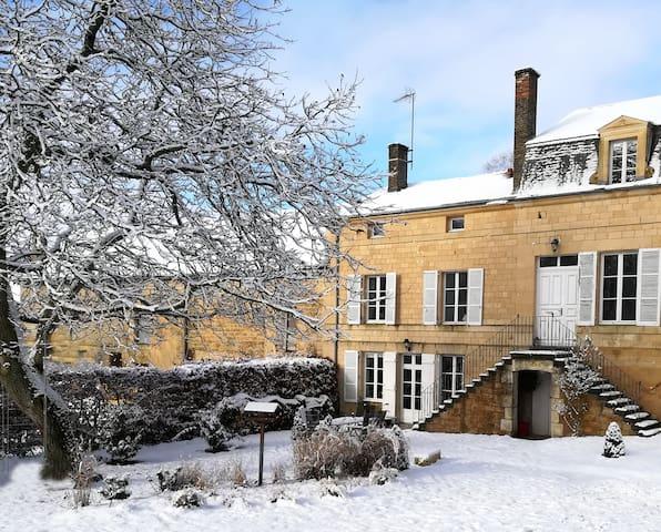Gîte de charme dans une propriété du XVIIIe