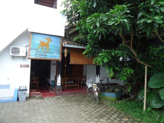 Kancil bungalow