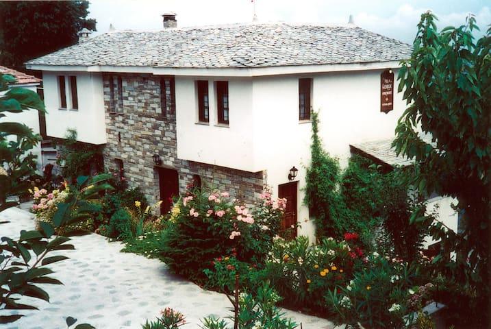 VillaGeorgie ap1 Tsagarada Pelion - Tsagkarada - Pis