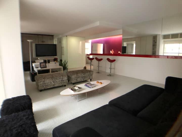 Jardins - Luxury loft by Philippe Starck- 100sqm